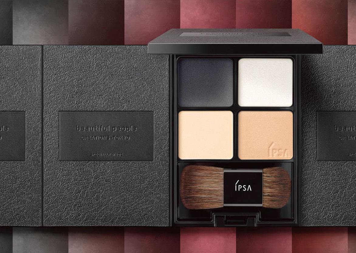 iPSA inspired by beautiful people MAKE UP SESSION